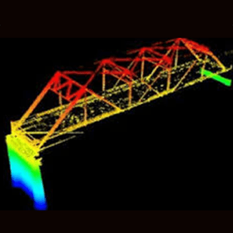 Drone Lidar for inspection of construction